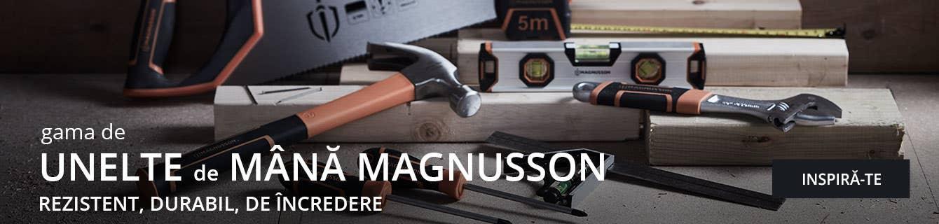 Gama Magnusson de unelte de mână