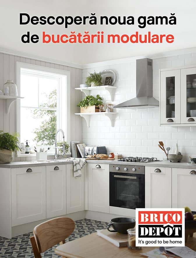 Brico Depot  Catalog - Brosura 1-31.07 2021
