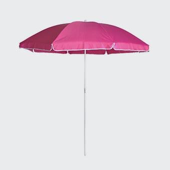 zona pentru relaxare - umbrele