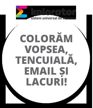 banner centru de colorare