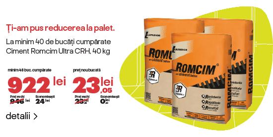 Promotie Mpack Romcim