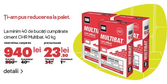 Reducere pachet Multibat