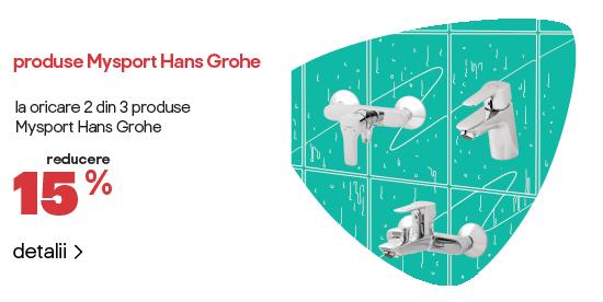 Reducere pachet MySport Hans