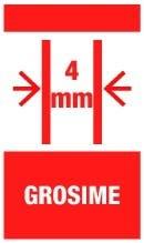 Grosime vertical 04 mm