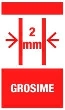 Grosime vertical 02 mm