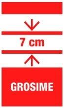 Grosime orizontal 07 cm