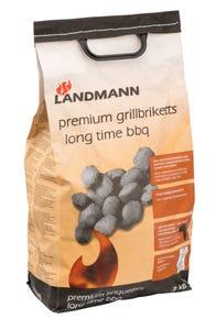 Bricheti pentru gratar, 3 kg_100850090 • Landmann