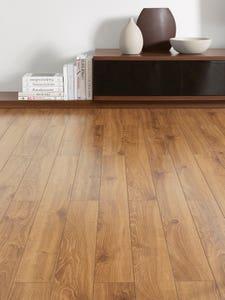 Parchet laminat 10 mm, stejar, HDF, AC3, 1.598 m2/cut 6buc_100864051