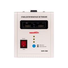 Stabilizator tensiune cu releu 1500 VA • Westech