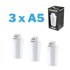 Pachet cartus A5, set 3 buc • Aquaphor