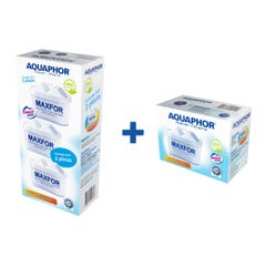 Pachet 4 bucati cartus B25 Maxfor • Aquaphor