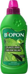 BIOPON INGRASAM. PLANTE FRUNZE 0.5L