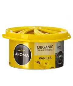 Aroma Car Organic Vanilla