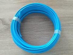Cablu FY 4MM 25M, albastru • OmniCable
