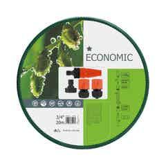 "Set furtun economic, 20 M, diametru 3/4"" • Cellfast"