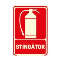 "Indicator fotoluminiscent ""STINGATOR"""