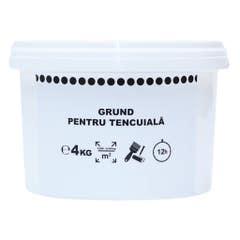 Grund pentru tencuiala, 4 kg