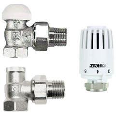 Set robineti termostati Herz 3buc