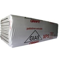 Polistiren extrudat Gias XPS 50 mm, 5.8 mp, 0.034 W/Mk