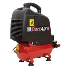 Compresor aer Start'air II, 6 l, 1.5 cp, 8 bar, 200 l/min, 1100 W