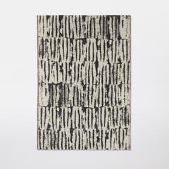 Covor de exterior Blooma, culoare moonless night si mesteacan, 170 x 120 cm
