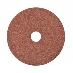 Disc din fibra pentru bormasina, 125 mm, granulatie 24
