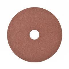Disc din fibra pentru bormasina, 125 mm, granulatie 60