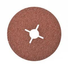 Disc din fibra pentru polizor, 125 mm, granulatie 24