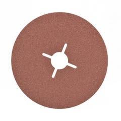 Disc din fibra pentru polizor, 125 mm, granulatie 60