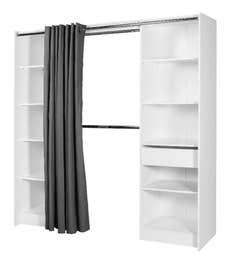 Kit dressing alb, 200 x 200 x 48 cm • Eklips DK