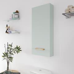 Dulap de perete, 400 x 900 x 150 mm, verde • GoodHome Ladoga