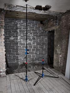 Trepied pentru proiectoare industriale, 146 x 146 cm