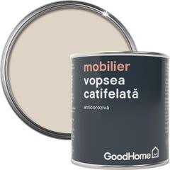 Vopsea mobilier GoodHome 125 ml, culoare Cancun mat uniform
