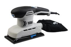 Slefuitor gri, 200W, cu vibratii si fir • Mac Allister MSSS200