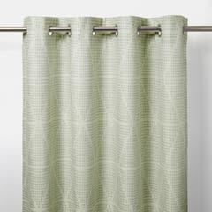 Draperie Kalay, verde, 140 x 260 cm • GoodHome