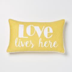 Perna galbena, 30 x 50 cm • Love