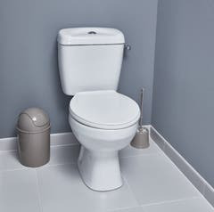 Pachet vas WC duobloc, rotund, autonom, garantie 10 ani •  Tapia