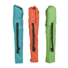 Scaun camping, polyester, 65 x 48.5 x 89 cm • Molloy