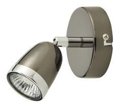 Plafoniera LED, crom, 1 x 35 W, GU10, 240 V, metal • Apheliotes