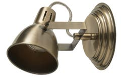 Plafoniera LED, alama, 1 x 33 W, GU10, 230 V, metal • Asterion