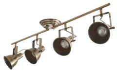 Plafoniera LED, alama, 4 x 140 W, GU10, 230 V, metal • Asterion
