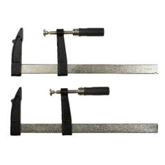 Clema tip F 300 x 80 mm set 2 buc • Magnusson
