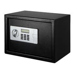 Seif digital LCD Smith&Locke, 25 x 35 x 25 cm, negru