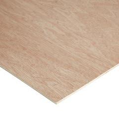 Placaj de lemn, 610 x 5 mm, 1.22 m