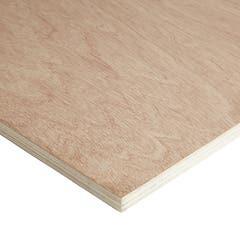 Placaj de lemn, 610 x 18 mm, 1.22 m