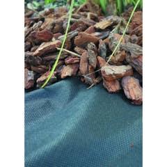 Folie gradina pentru buruieni, folie antiburuieni, 1 x 10m 50 g