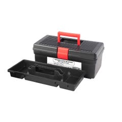 Cutie din plastic echipata cu organizator, 305 mm