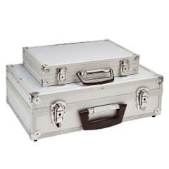 Set cutii de scule MacAllister din aluminiu, 13''-17'', 2 bucati