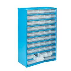 Organizator casetiera metal, 50 organizatoare, 463 x 306 x 150 mm