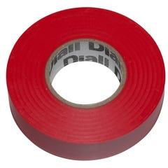 Banda izolatoare Diall, 19 x 33000 mm, rosu